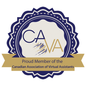 Canadian Association of Virtual Assistants membership